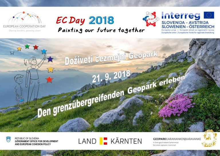 Doživeti čezmejni Geopark, 21. september 2018