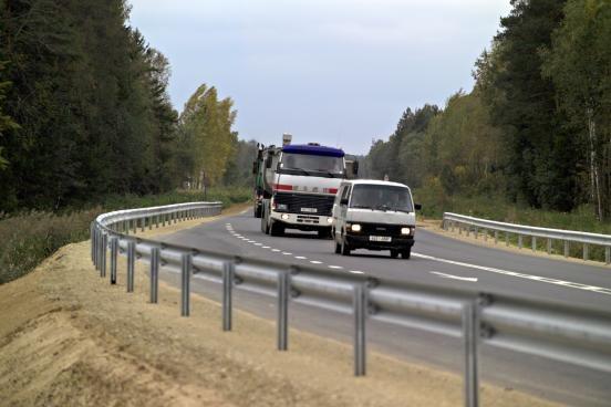 Evropska sredstva 2007–2013 za rekonstrukcijo odseka ceste Sorica - Podrošt