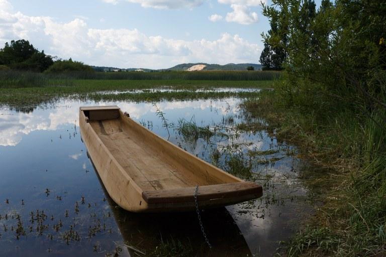 Evropska sredstva za izboljšanje barjanskih površin na Cerkniškem jezeru in Planinskem polju