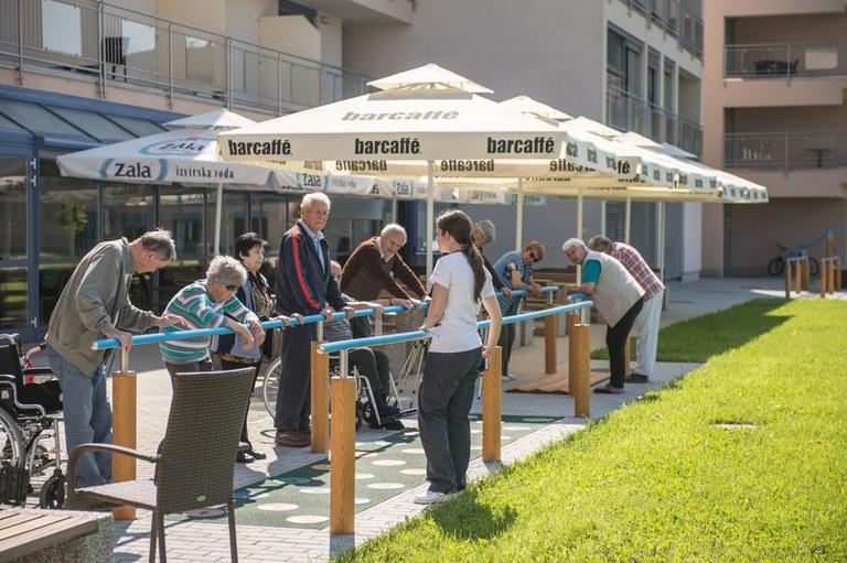 Evropska sredstva za izboljšanje dolgotrajne oskrbe