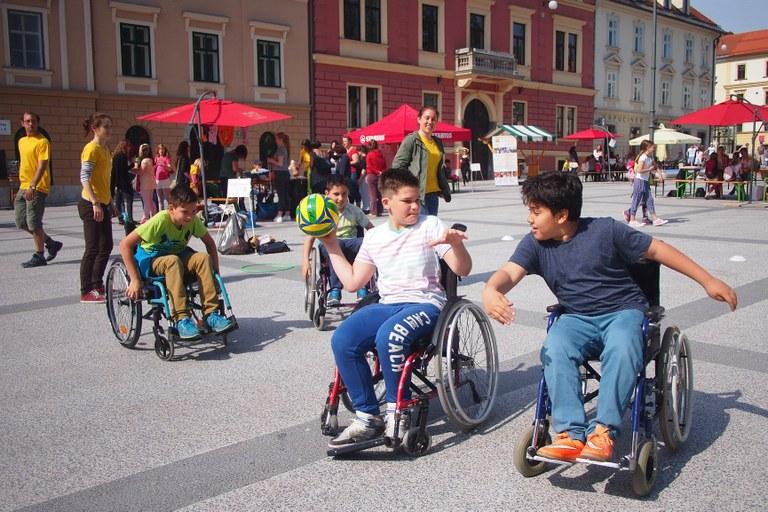 Evropska sredstva za novogradnjo oddelka za invalidno mladino in rehabilitacijo Stara Gora