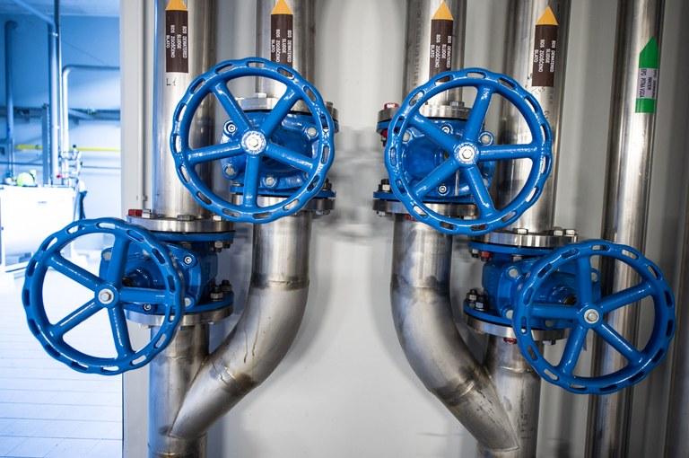 Evropska sredstva za odvajanje in čiščenje odpadne vode v porečju Meže