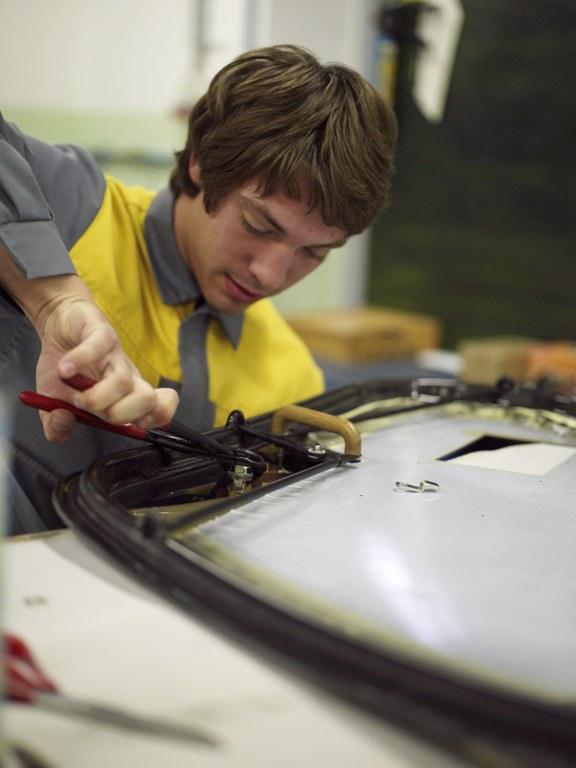Evropska sredstva za prenovo poklicnega izobraževanja