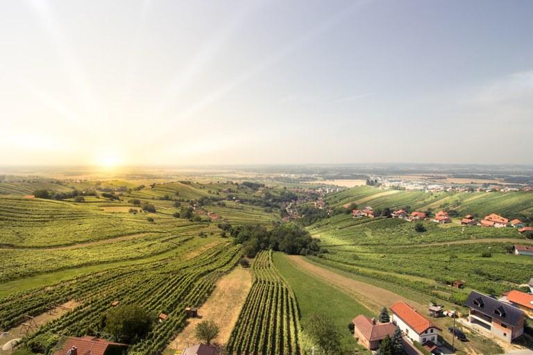 Evropska sredstva za vzdrževanje kmetijske krajine na Goričkem