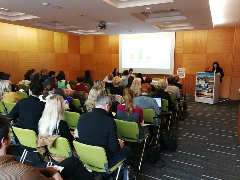 Informativni dan ob 2. razpisu programa Interreg ADRION - prezentacije