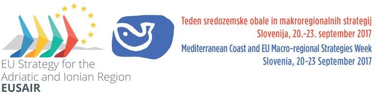 Odprta registracija za Teden sredozemske obale in makro-regionalnih strategij
