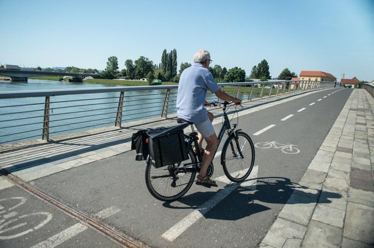 Potrjenih 16 projektov razvoja kolesarske infrastrukture za sofinanciranje s pomočjo mehanizma CTN