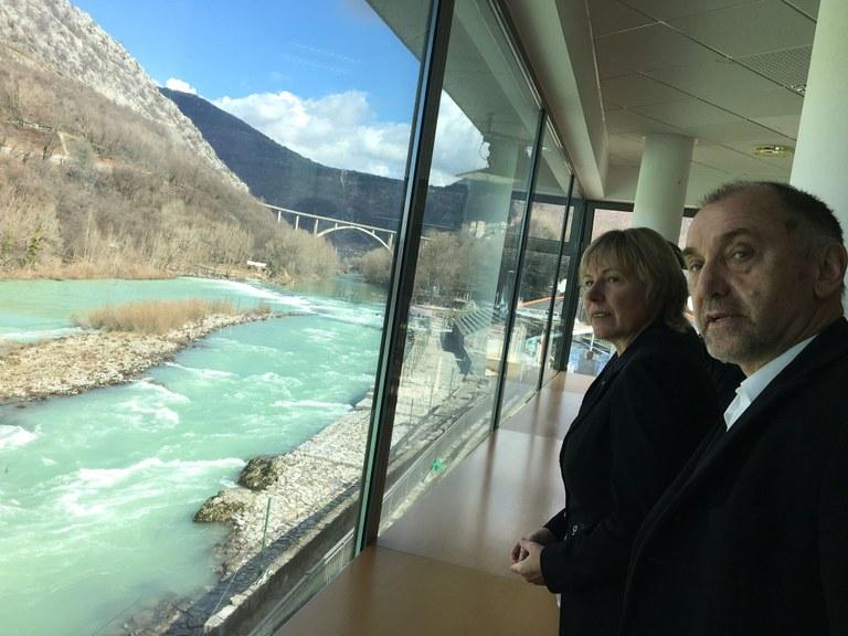 V zadnjih desetih letih na Goriškem z evropskimi sredstvi in mednarodnimi finančnimi mehanizmi podprtih 270 projektov