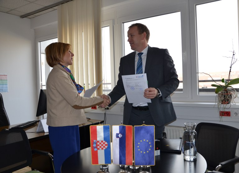 Za obvladovanje poplavne ogroženosti na območju reke Sotle 1,4 milijona evropskih sredstev