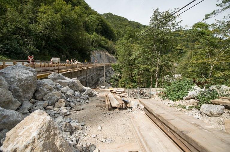 EU funding for the connection road Ljubečna-motorway junction Celje vzhod
