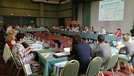 Meeting of the Monitoring Committee of the Operational Programme for the Implementation of EU Cohesion Policy in the Period 2014-2020