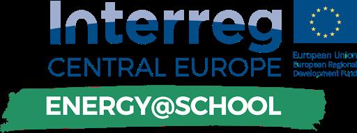 REGIOSTARS – winning project ENERGY@SCHOOL under INTERREG CENTRAL EUROPE Operational Programme