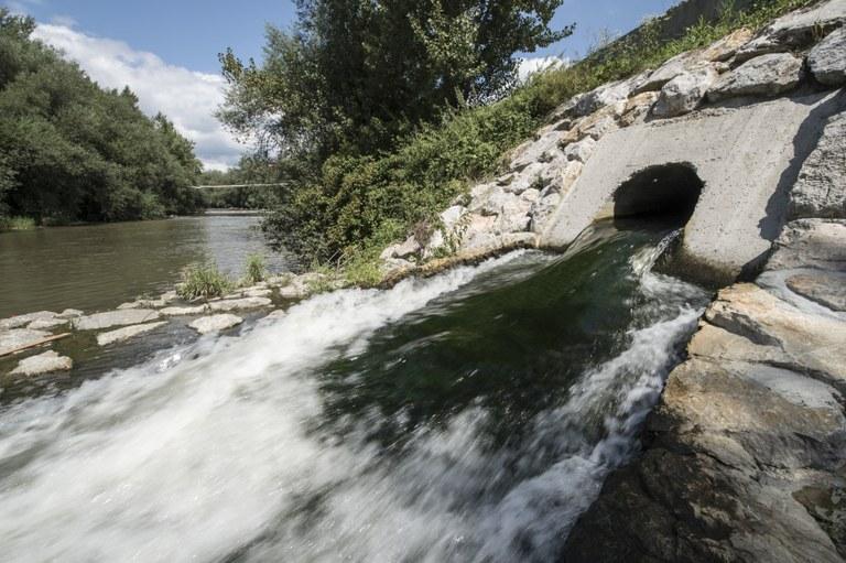Čista voda za zeleno Slovenijo: Evropska sredstva za odvajanje in čiščenje odpadne vode v naselju Zgornja Vižinga v občini Radlje ob Dravi