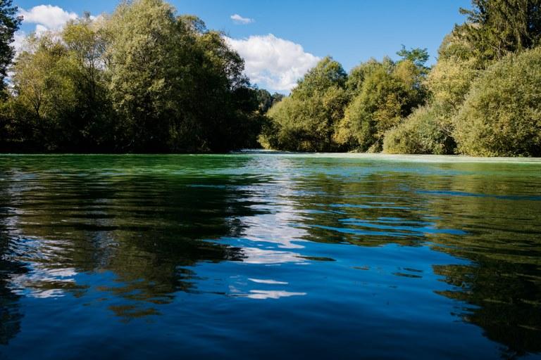 Čista voda za zeleno Slovenijo: Evropska sredstva za odvajanje in čiščenje odpadne vode v porečju Dravinje – Občina Zreče