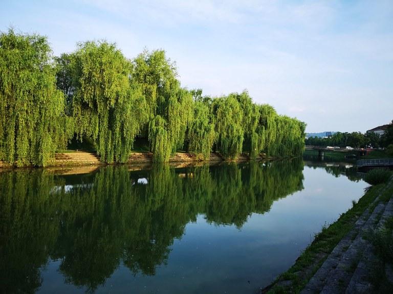 Čista voda za zeleno Slovenijo: Evropska sredstva za odvajanje in čiščenje odpadne vode v porečju Ljubljanice