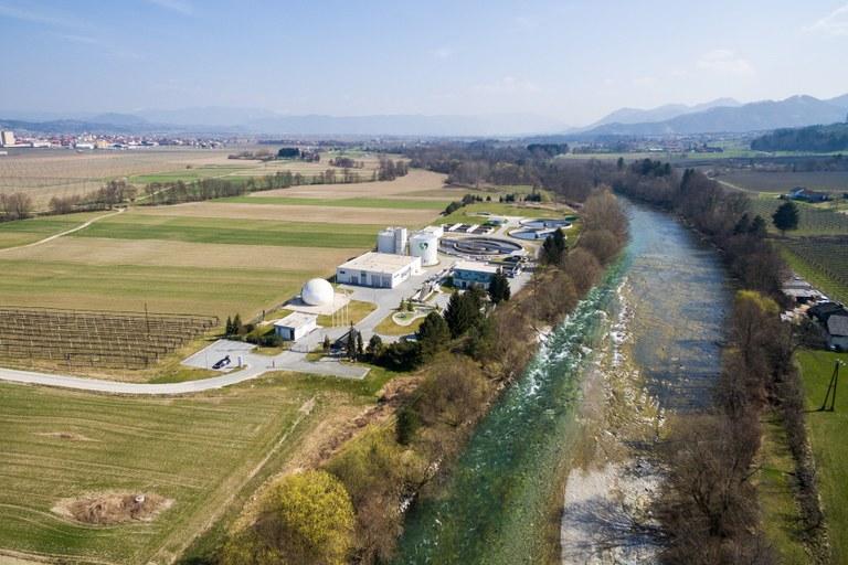 Čista voda za zeleno Slovenijo: Evropska sredstva za odvajanje in čiščenje odpadne vode v porečju Zgornje Save – Občina Gorje