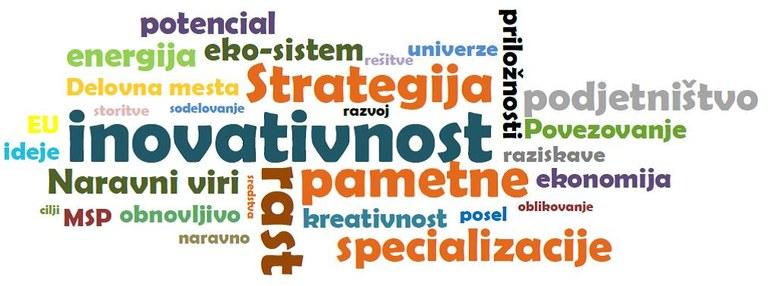 Del S4 - strategije pametne specializacije tudi razvoj človeških virov