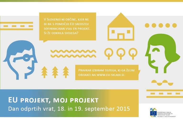 Dan odprtih vrat EU projektov od Veržeja do Strunjana obiskalo več kot 5500 ljudi