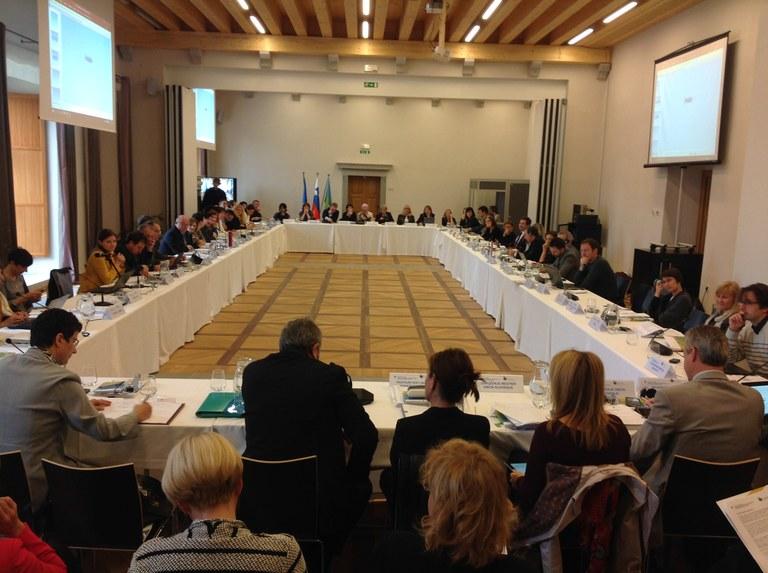 Druga seja Odbora za spremljanje Operativnega programa za izvajanje evropske kohezijske politike