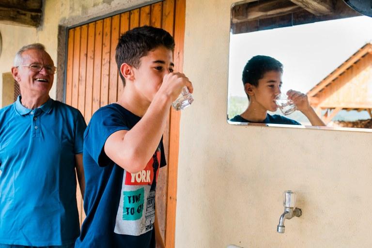 Evropska sredstva za boljšo pitno vodo v Savinjski regiji