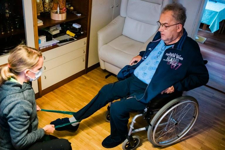 Evropska sredstva za izvajanja programov rehabilitacije na domu