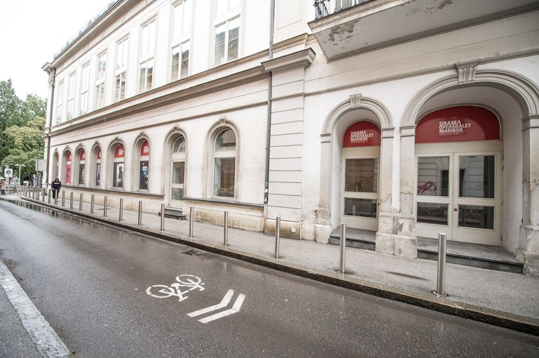 Evropska sredstva za kolesarsko omrežje v Mariboru