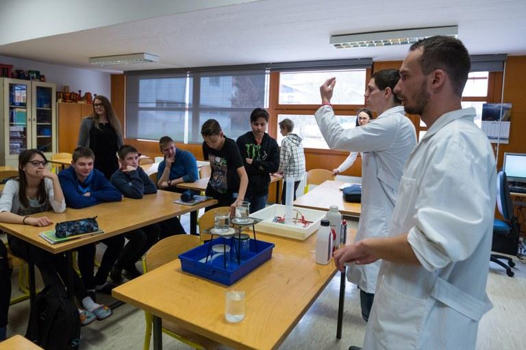 Evropska sredstva za krepitev kompetenc učiteljev in vzgojiteljev