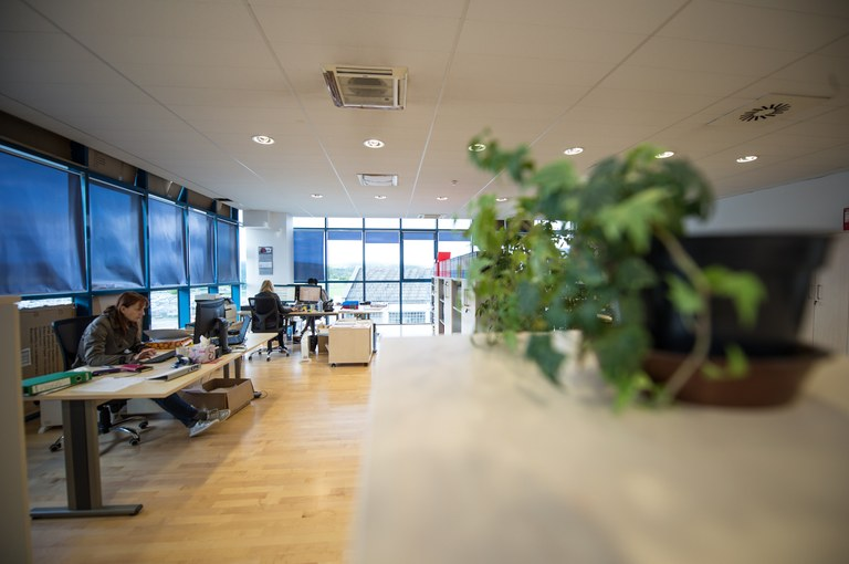 Evropska sredstva za obrtno poslovno območje v Podpreski