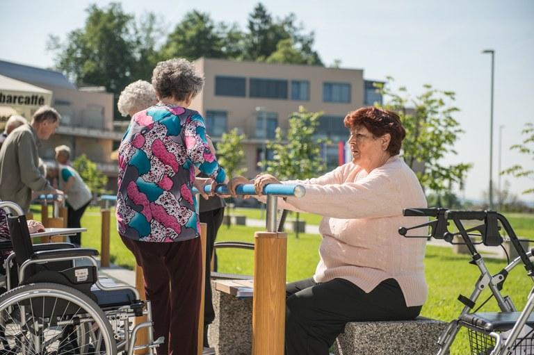 Evropska sredstva za skupnostne storitve in programe za starejše