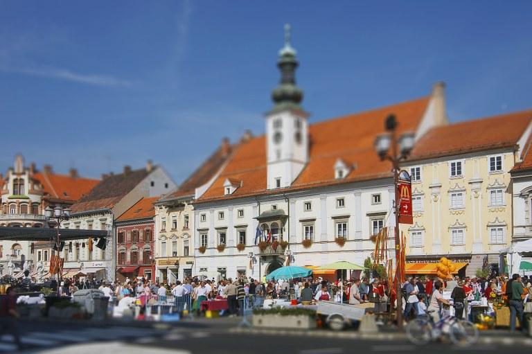 Evropska sredstva za ureditev kolesarskega in peš nadhoda v Mariboru