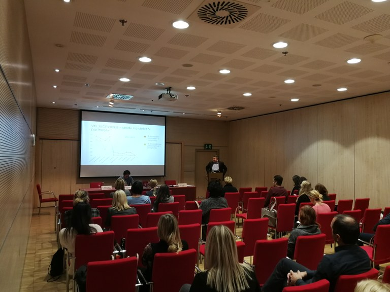 Interreg MED - Informativni dan ob 3. razpisu, Ljubljana 11. december 2018