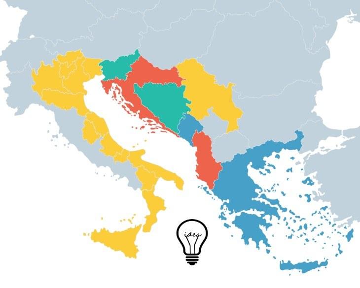 Izbira 6 projektnih idej v okviru Facility Point Plus - EUSAIR