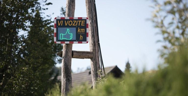 Krepimo varnost udeležencev v prometu: Evropska sredstva za prometno ureditev v Kranju