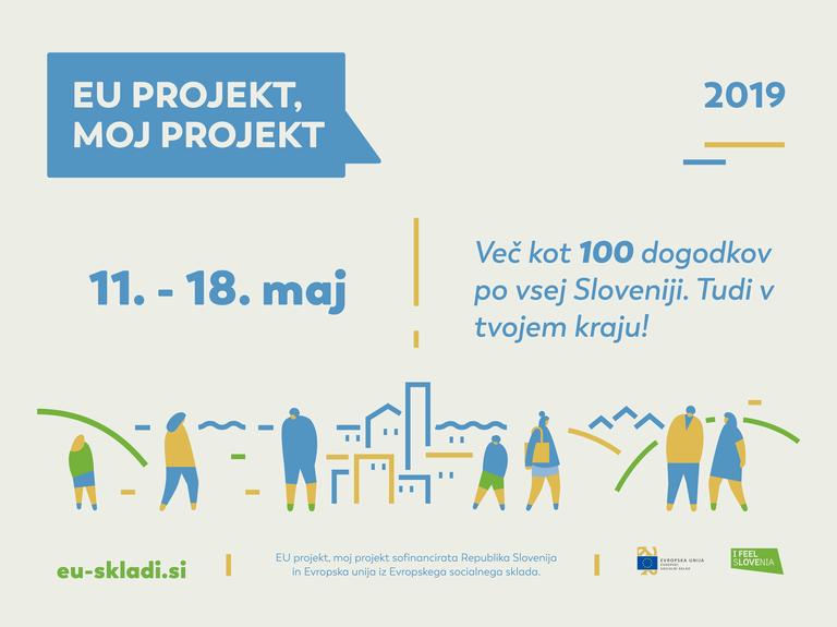 Krepitev zdravja za vse v Brežicah zmagovalec glasovanja za naj EU PROJEKT, MOJ PROJEKT 2019