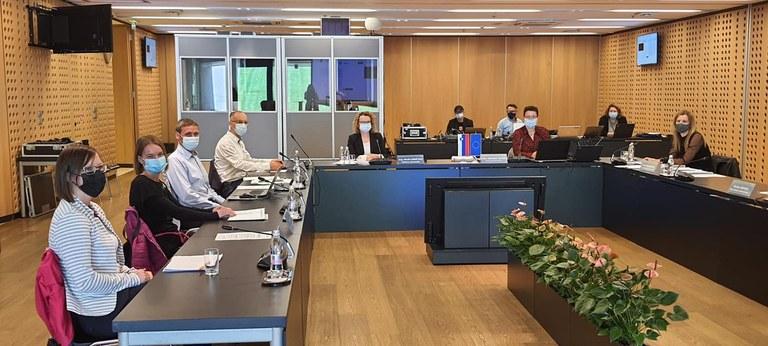 Na 8. redni seji Odbora za spremljanje Operativnega programa za izvajanje evropske kohezijske politike v obdobju 2014–2020