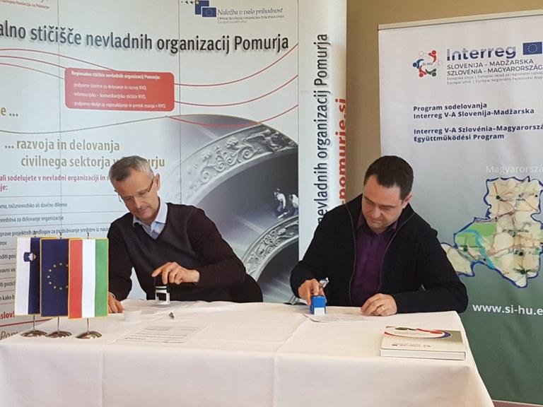 Na čezmejnem programu Slovenija–Madžarska pogodbeno vezanih že 92 odstotkov razpoložljivih sredstev