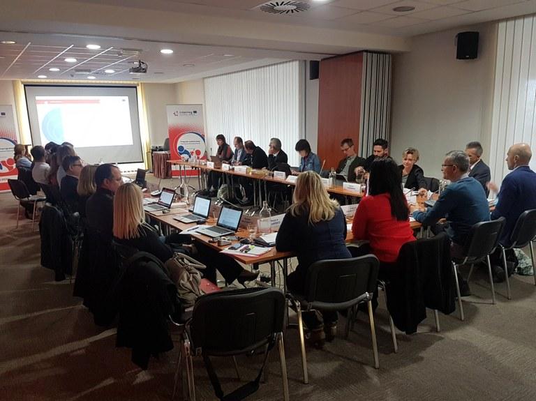 Na zasedanju Odbora za spremljanje Programa sodelovanja Interreg V-A Slovenija-Avstrija