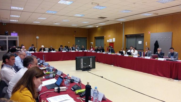 Odbor za spremljanje o izvajanju evropske kohezijske politike 2014–2020 v Sloveniji