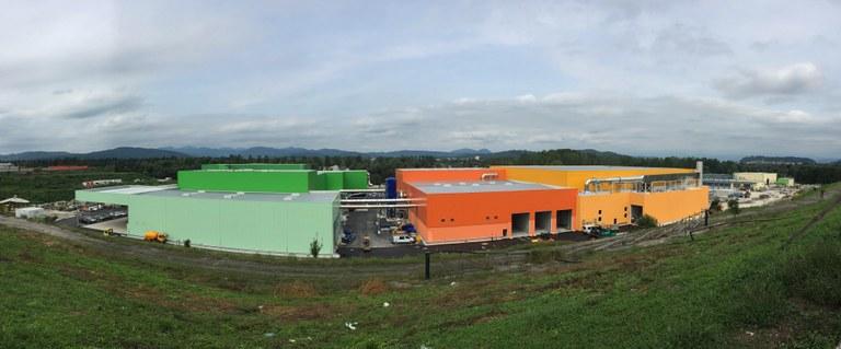 Otvoritev največjega okoljskega kohezijskega projekta - RCERO Ljubljana