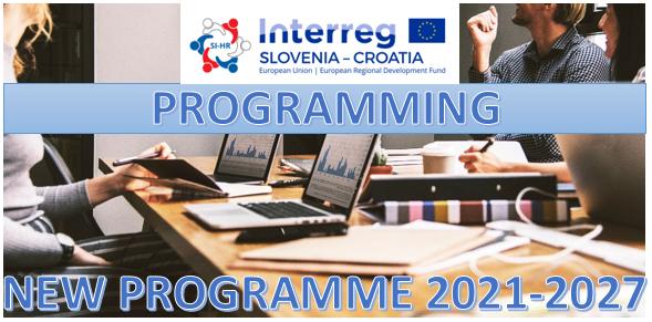 Povabilo k sodelovanju - Javno posvetovanje za pripravo novega programa Slovenija-Hrvaška 2021-2027