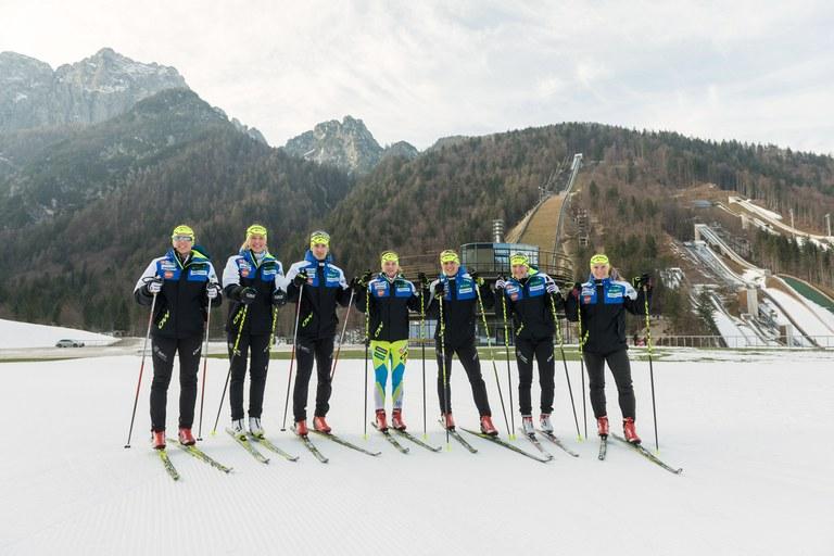Prispevek evropskih sredstev v Nordijski center za uspehe slovenskih športnikov