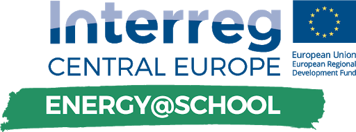 "REGIOSTARS - Zmagovalni projekt ""ENERGY@SCHOOL"" programa INTERREG CENTRAL EUROPE"