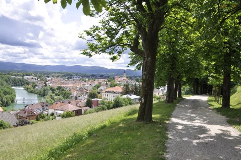 Skrbimo za zeleno Slovenijo: Evropska sredstva za tematsko pot v Novem mestu
