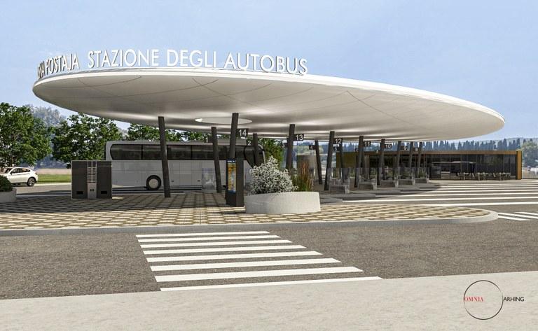 Spodbujamo trajnostni razvoj urbanih središč: Evropska sredstva za obnovo avtobusne postaje v Kopru