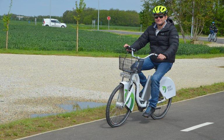 Spodbujamo trajnostno mobilnost: Evropska sredstva za kolesarsko povezavo v Murski Soboti