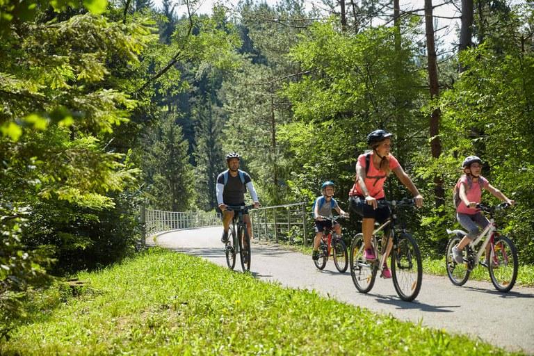 Spodbujamo trajnostno mobilnost: Evropska sredstva za kolesarsko povezavo v občinah Radlje ob Dravi in Podvelka