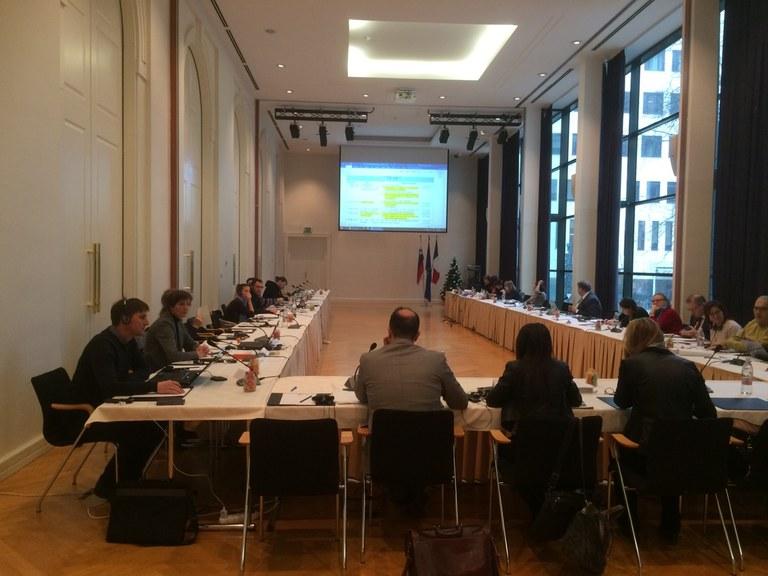 Uspešen zaključek 10. seje Odbora za spremljanje Programa sodelovanja  Interreg Italija-Slovenija 2014-2020.
