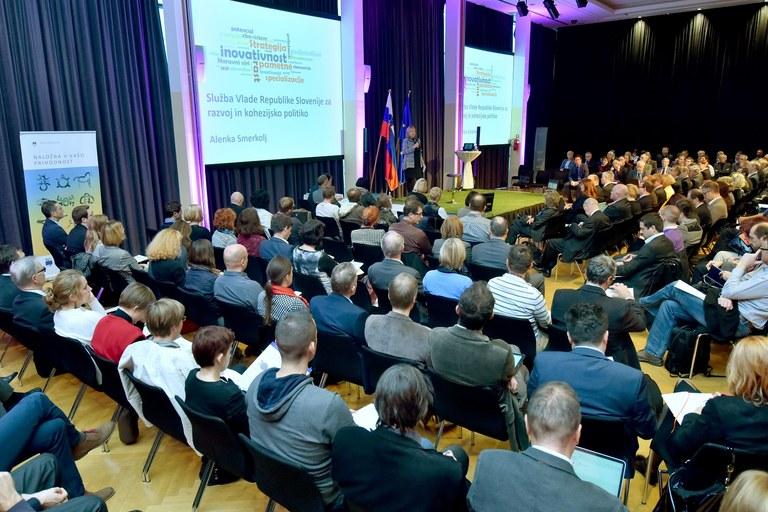 V Ljubljani prvi krog posvetovanj na temo vzpostavitve Strateških razvojno-inovacijskih partnerstev v okviru S4