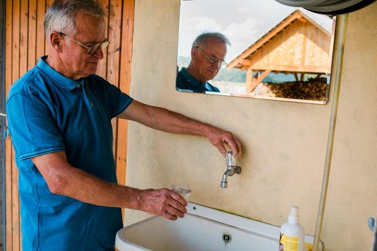 Zagotavljamo varen dostop do pitne vode: Evropska sredstva za rekonstrukcijo tranzitnih cevovodov v Podravski razvojni regiji