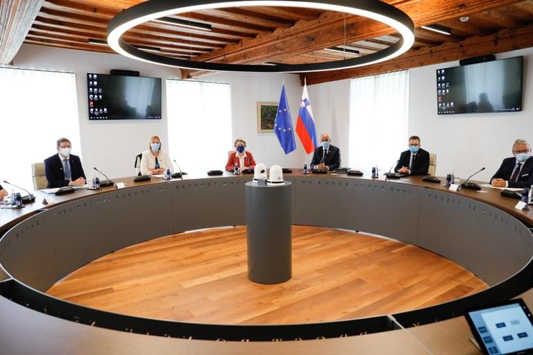 Zelena luč slovenskemu načrtu za odpornost in okrevanje